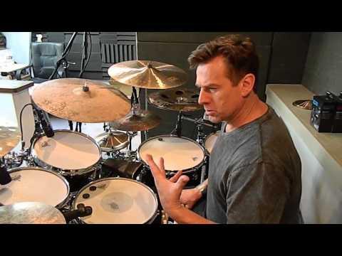 Tour Of Thomas Lang Drum Kit
