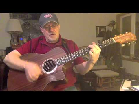 1735 -  There's No Way -  Alabama vocal and acoustic guitar cover with chords