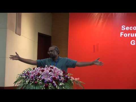 Ashish Kothari Keynote Speech: Sustianable Consumption and Radical Ecological Democracy