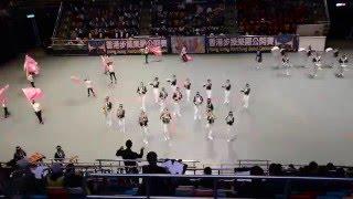 東華三院吳祥川紀念中學 -「香港步操樂團公開賽2015」