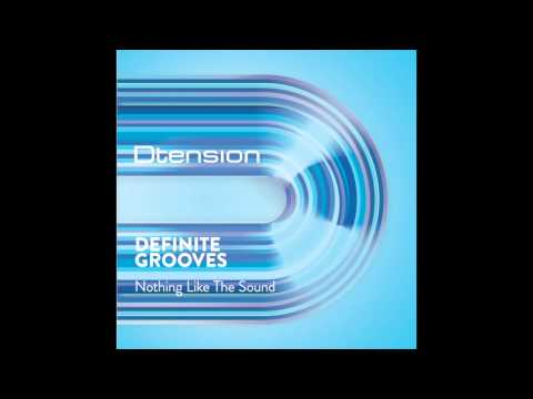Definite Grooves - Nothing Like The Sound (Original Mix)