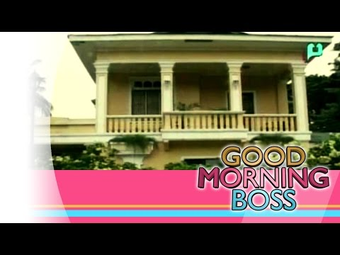 [Good Morning Boss] I Love My Culture: Pres. Manuel L. Quezon Heritage House [08|19|15]