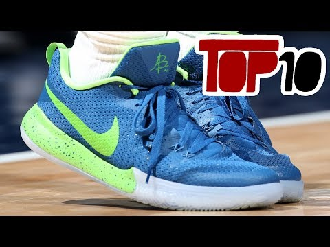 Top 10 Best Budget Basketball Shoes Of 2018