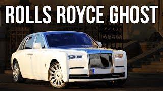 Rolls Royce Ghost та Rolls Royce Phantom | Тест-драйв | Розкіш на дорозі в огляді від...