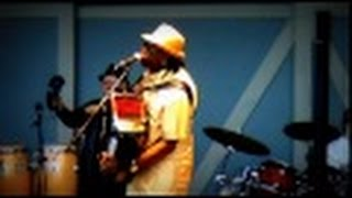 ZYDECO BOOGALOO by C.J. CHENIER & THE RED HOT LOUISIANA BAND in BUCHANAN 2013
