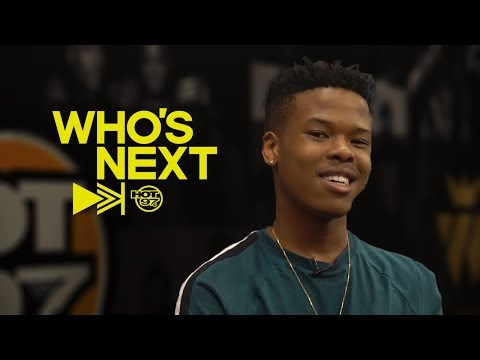Nasty C is WHO'S NEXT | Beyond The Boarders