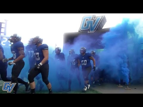 Grand Valley State Football 2018 Hype Show