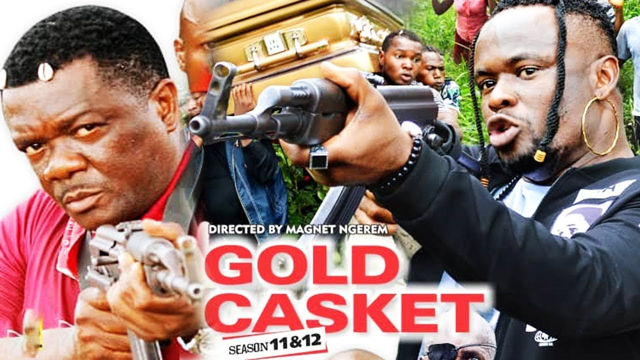 Download Gold Casket Season 11&12  - Zubby Micheal|2019 Latest Nigerian Nollywood Movie