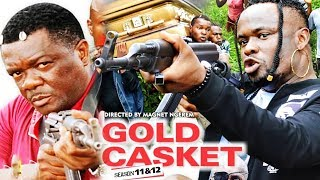 Gold Casket Season 11&12  - Zubby Micheal|2019 Latest Nigerian Nollywood Movie
