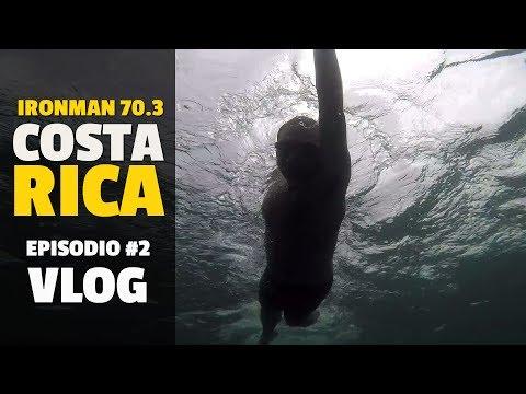 IRONMAN 70.3 COSTA RICA, Vlog #2