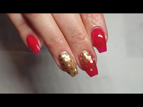 How to prep the nails for acrylic application | beginner ...