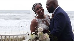 Bride's Prayers are Answered   Brunch Wedding at Vue on 30a   Destin Florida