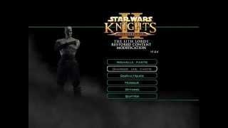 KOTOR II : Comment bien installer le jeu (version CD) patché avec TSLRCM