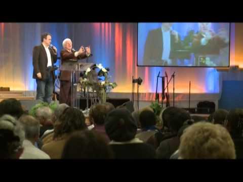 Eine neue Salbung - Predigt von Pastor Wolfgang Müller