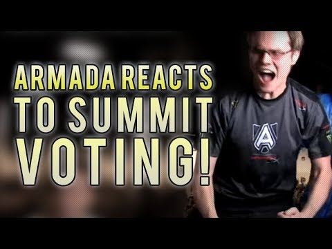 Armada reacts to Summit 7 voting!