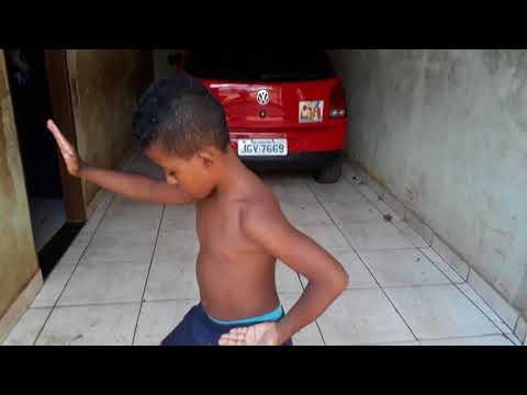 Primeiro e segundo kata de karate