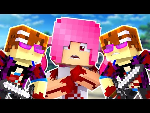 THE EVIL CLONES! - Yandere High School | Minecraft Roleplay