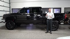 Custom Lifted Used 2005 Chevy Silverado LT - Mpls, Rogers, Blaine, Coon Rapids, St Paul, MN B7222B