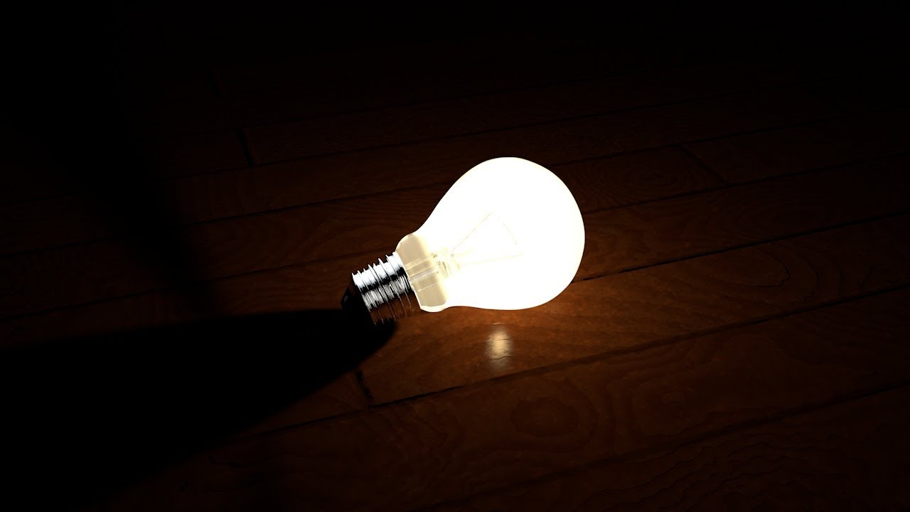 How to model and texture a Light Bulb in Cinema 4d R18 Part 02