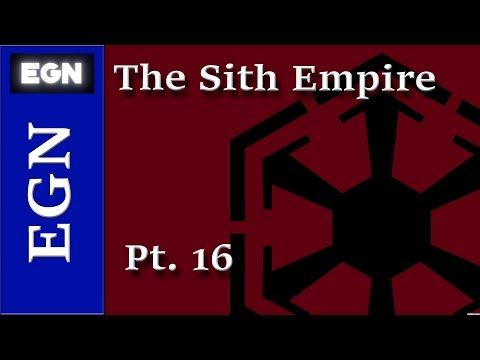 Stellaris Galaxy Divided | The Sith Empire Pt. 16 - Claiming Mandalore |
