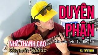 DUYÊN PHẬN (Cover) | NHÃ THANH CAO vs JANG MI