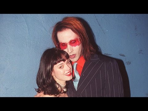 Rose McGowan Says She Blames Breakup With Marilyn Manson on Cocaine Use