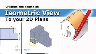 Creating Iso Graphics In Sketchup Plans