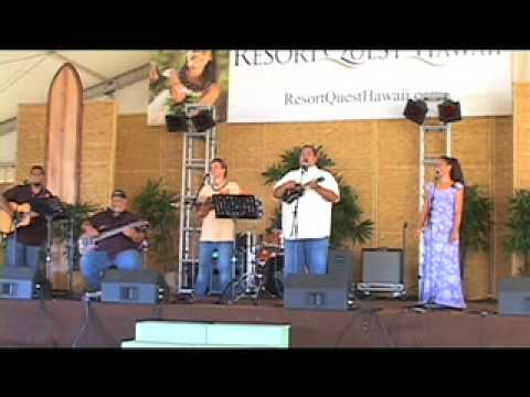 Leokane Pryor Performance at the Maui County Fair #1