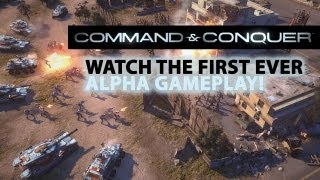 Command & Conquer - First Gameplay Reveal: Game Explained