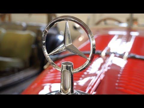 What's inside the SECRET Mercedes Vault?