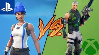 SECRETS SKINS, EXCLUSIVE AND FREE ON PS4 AND XBOX! FORTNITE BATTRE ROYALE EN