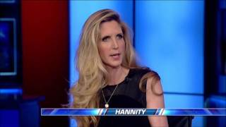 Ann Coulter on The Sean Hannity Radio Show (3/31/2017)