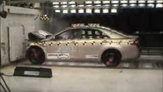 Crash Test of 2007 Toyota Camry / Daihatsu Altis