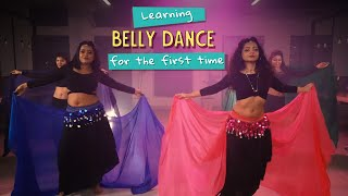 Aakansha And Arushi Perform Belly Dance For The Entire Office | Ok Tested