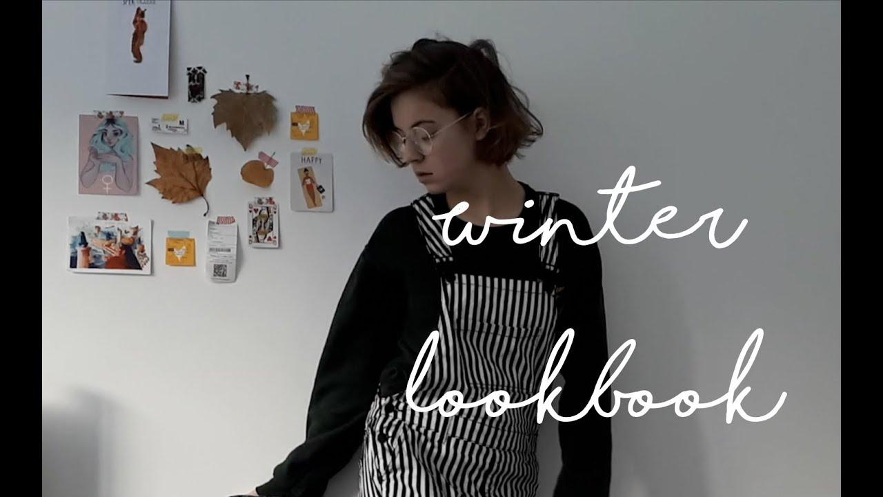 [VIDEO] - Winter lookbook ❄️ 6