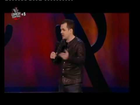 Download Youtube: Jim Jefferies On Religion Horrible Blasphemy Panda - World's Funniest Comedy Standup ?