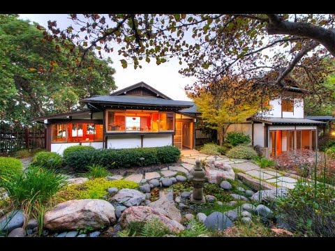 Classical Japanese Meets American Contemporary in Tiburon, California
