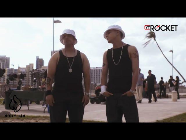 Nicky Jam - El Ganador (Muévelo US trailer) ft Daddy Yankee