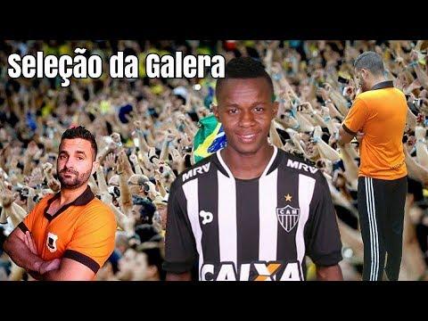 CARTOLA FC 2017 SELEÇÃO DA GALERA 3# RODADA