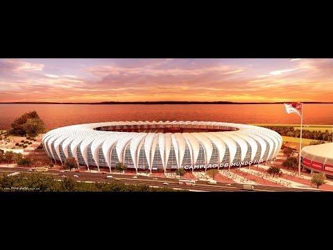 Worl Cup 2014 - Porto Alegre - Brazil