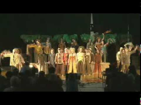 Somerset Valley Middle School Show Chorus (2)~African Celebration~ Part 2