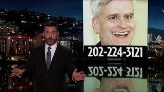 Jimmy Kimmel Goes On Warpath Against Obamacare Repeal