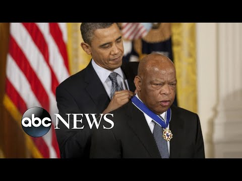 Civil rights icon Rep. John Lewis dead at 80
