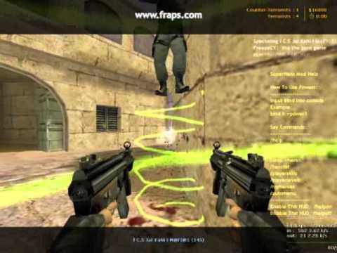 Counter Strike 1.6 Super Hero Mod