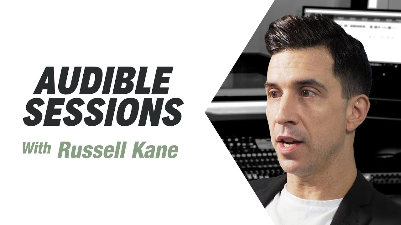 Russell Kane tells his Dad's biography and his love of ...