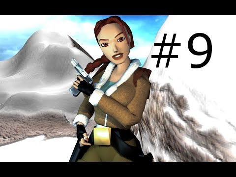 Zagrajmy w Tomb Raider II - Living Quarters odc. 9