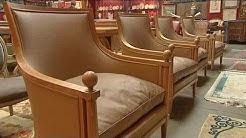 Rouen : vente de meubles d'apparat du palais des Consuls