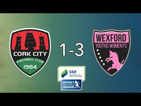 WNL GOALS GW6: Cork City 1-3 Wexford Youths