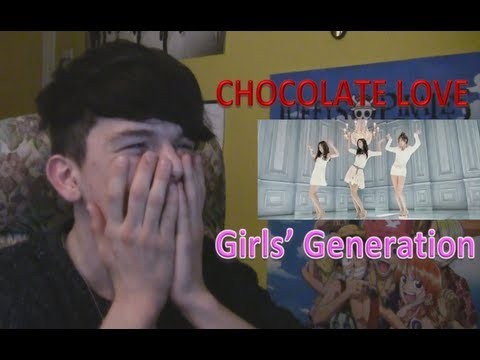 Chocolate Love - Girls' Generation MV Reaction Video
