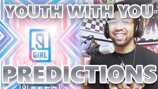 Top 60 - Head To Head Predictions! Youth With You 2 - 青春有你2